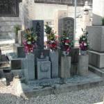 お墓の建替え後