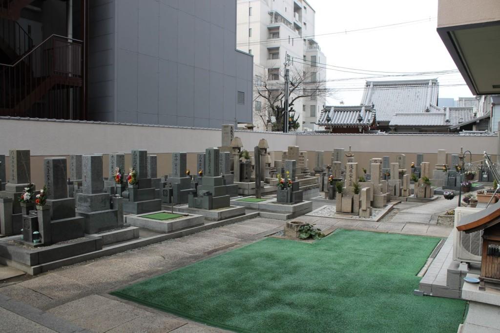 空き墓地1